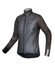 Endura Wms FS260-Pro Adrenalina Race Cape II Chaqueta Impermeable Mujer, Noir