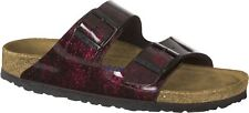 Birkenstock Arizona Birko-Flor Soft-Footbed Iride Women Slides slippers sandals
