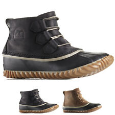 Womens Sorel Out N About Waterproof Winter Hiking Snow Rain Ankle Boots UK 3-9