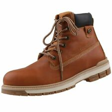 New Dockers Men s Shoes Shoes Boots Leather Boots Ankle Boots Leather aeb95b83ea
