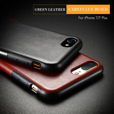 For Apple iPhone XS X MAX XR 8 7 6 Plus PU Leather Shockproof Cover Phone Case