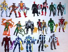 Marvel Universe 3.75 Movie Spiderman Iron Man X-Men Figures  [ MULTI-LISTING ]