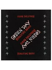 Green Day Revolution Radio Black Bandana