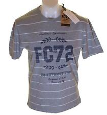 Originale Nuovo con Cartellino Uomo French Connection Girocollo FC72 Maglia