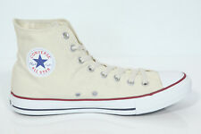 0e462c895799e1 New all Star Converse Chucks Hi Trainers Shoes Cream White M9162 Gr.44