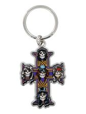 Guns N Roses Keyring Appetite For Destruction GNR Keychain