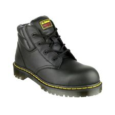 Dr Martens FS20Z Safety Boots Mens Industrial Leather Steel Toe Cap Work Shoes