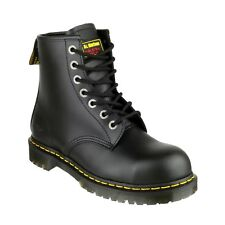 Dr Martens FS64 Icon 7B10 Safety Boots Mens Industrial Steel Toe Cap Work Shoes
