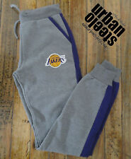 Pantalon chandal Los Angeles Lakers Adidas original pants sweatpants NBA L youth