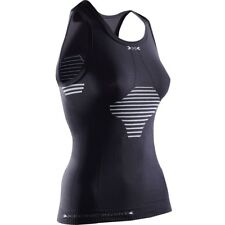 X-Bionic Lady Invent Light Singlet Damen Funktionsshirt schwarz