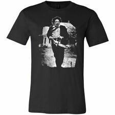 Texas Chainsaw Massacre T-Shirt - Leatherface Horror Movie - Tobe Hooper