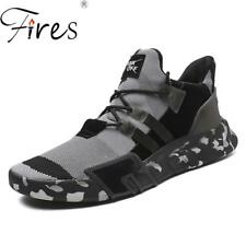 Fires Men Running Sneakers Breathable Camouflage Sport Shoes Comfortable Big Siz