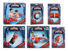 Bestway Spiderman Sommer Wasser Sortiment Strand Boot Matratze Pool Ball Ring