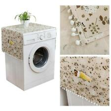 Refrigerator Cover Cloth Cover Towel Dust Cloth Washing Machine Dust Cover Towel