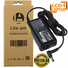 65W Toshiba Equium A200-196 Compatible Laptop AC Adapter Charger 19V 3.42A