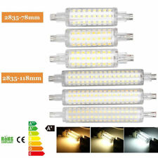 R7S LED Floodlight Corn Bulb 78mm-118mm 12W 16W 2835 SMD Replace Halogen Lamps