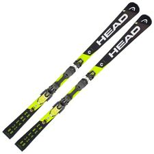 Head Herren Ski i.Supershape Magnum schwarz Head PRD 12 GW Bindung grün