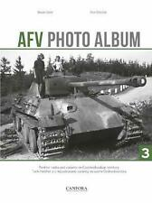 AFV Photo Album: Vol. 3 by Marek Solar Hardcover Book Free Shipping!