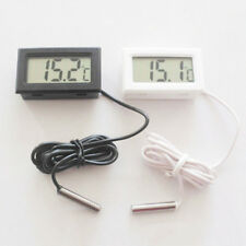 Mini Digital LCD Innentemperatur Feuchtemessgerät Thermometer Hygrometer Neu