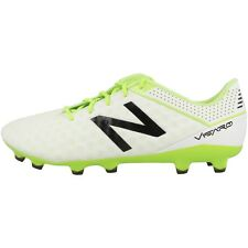 New Balance Visaro pro Fg Shoes Studded Football Shoe White Msvrofwt Furon 7bc62073fd