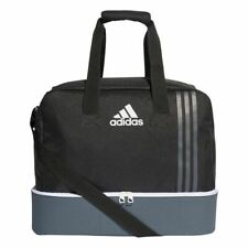 87742c8ee80f9 Adidas Tiro Teambag Bottom Compart Gr. S Sport- Trainingstasche Schwarz Neu