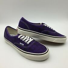 1b8519ffd96b Vans Men Women s Shoe s Authentic Purple ...