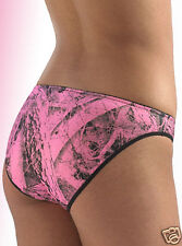 a4e0a316b6 Naked North Pink Camo Panties - Camouflage Lingerie Underwear