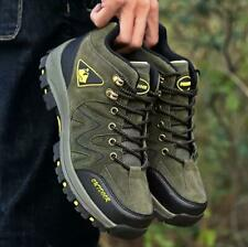 New Mens Hiking Shoes Outdoor Trail Trekking Sneakers Breathable Climbing Shoes