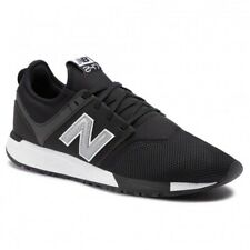 SNEAKER UOMO NEW BALANCE 247 LIFESTYLE MESH SYNTHETIC SPACE BLACK