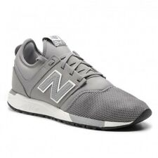 SNEAKER UOMO NEW BALANCE 247 LIFESTYLE MESH SYNTHETIC SPACE GREY
