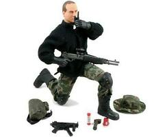 """World Peacekeepers Boxed 12"""" Action Figure Various Designs Highly Detailed"""