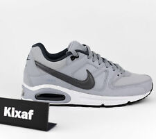 Nike Air Max Command Leather Herren Lifestyle Sneaker Schuhe neu Grau 749760-012