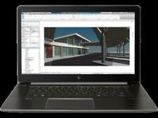 HP ZBook Studio G4 | Intel Core i7-7700HQ  | 8 GB RAM | 256 GB SSD | 2HU31UT