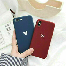 Silicone Case for iPhone XR  XS MAX 8 7P 6S ShockProof Soft Phone TPU Back Cover