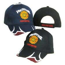 VOLUNTEER FireFighter Ball Cap Fire Rescue Department Fireman Fire Fighter Hat