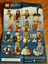 Lego Series Harry Potter and Fantastic Beasts Minifigures 71022 YOU CHOOSE