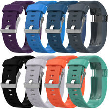 Large Replacement Silicone Band Strap Wristband Bracelet For Fitbit Charge HR