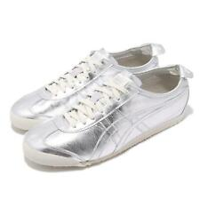 Asics Onitsuka Tiger Mexico 66 Silver Men Running Shoes Sneakers D6G1L-9393