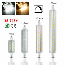 Dimmable R7s LED Security Flood Light Replace Halogen Bulb  118mm/ 78mm/189mm