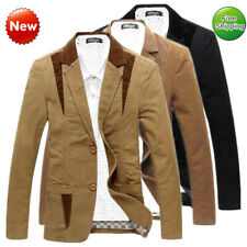 New Fashion Mens Jacket Spring and autumn Slim Suit Tops Coat