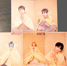 BTS - Map of the Soul: Persona Member Postcards