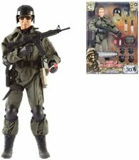 "World Peacekeepers Boxed 12"" Action Figure Various Designs Highly Detailed"