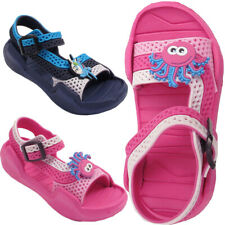 Girls Infant Kids Boys Sandals Summer Clogs Beach Slipper Flats Mules Shoes UK