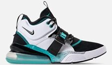 10faabc836896 NIKE AIR FORCE 270 OFF-COURT MEN s CASUAL BLACK - WHITE - BLUE EMERALD -