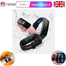 For Huawei Honor Band 4 Smart Watch Wristband Bluetooth 4.2 AMOLED Touch Screen