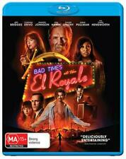 Bad Times At The El Royale - Blu Ray Region B Free Shipping!