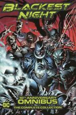 Blackest Night Omnibus HC 10th Anniversary Edition The Complete Collection #1 NM