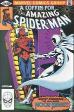 Amazing Spider-Man (1st Series) #220 1981 VG- 3.5 Stock Image Low Grade