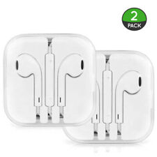2XNEW Headphones Earphones With Remote & Mic For Apple iPhone11 Pro XS MAX XR 8