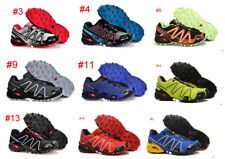 New Men's & Boy Salomon Speedcross 3 Athletic Running Outdoor Hiking Shoes VIP